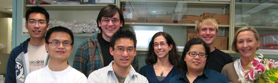 Baker Lab 2010